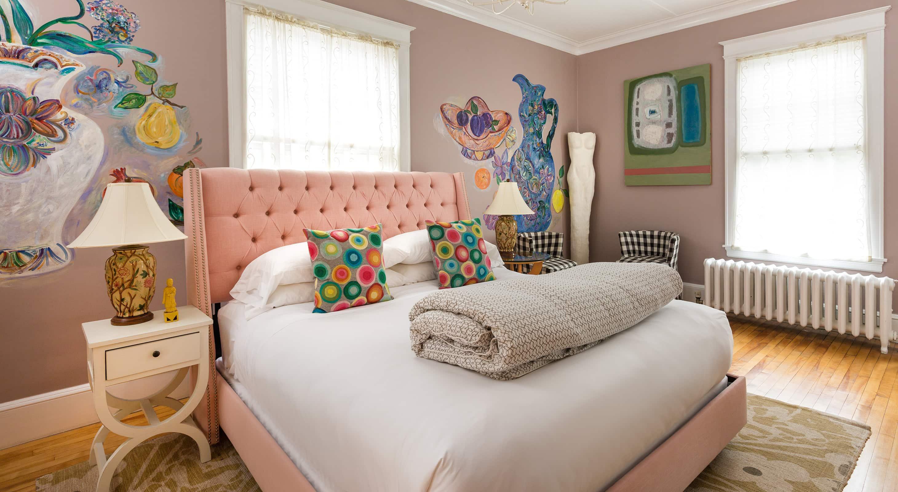 Milliken Suite for lodging in Portland Maine