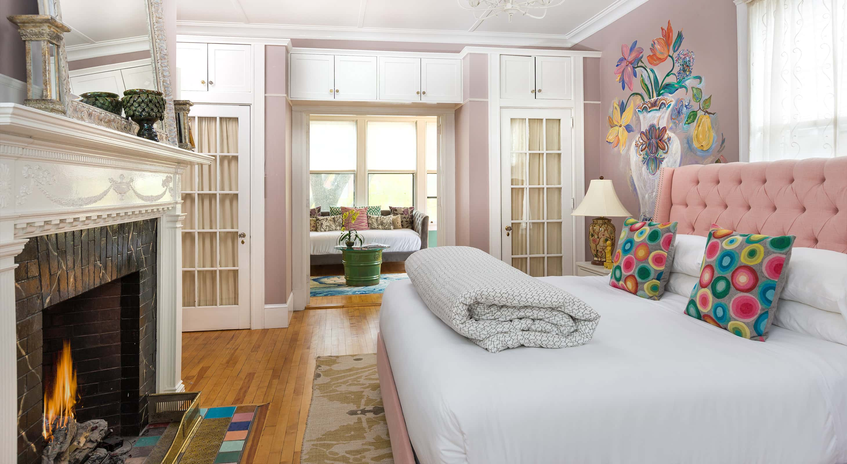 Milliken Suite - Portland Maine accommodations