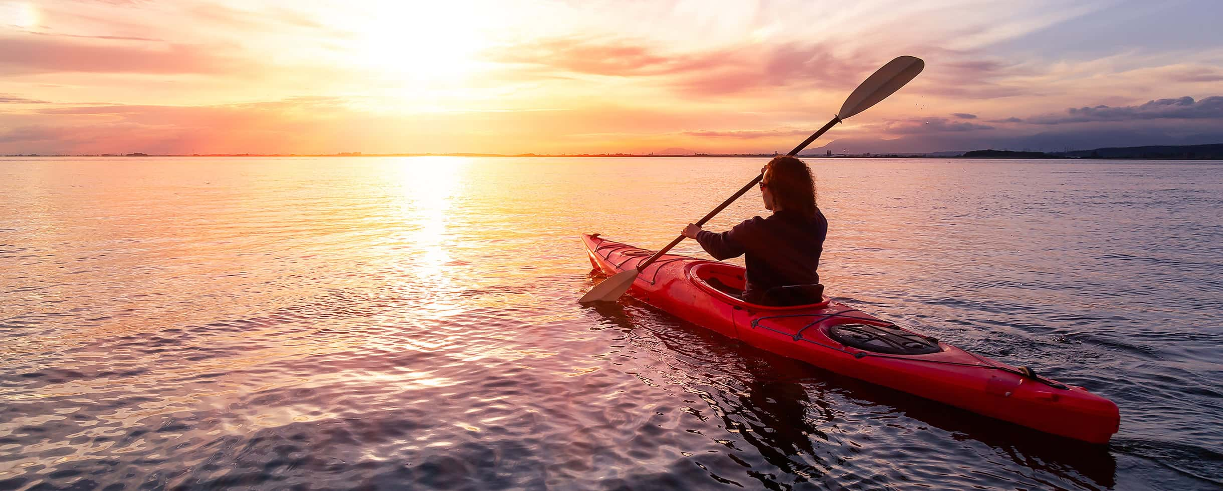 kayaking - one of the top things to do in Portland, Maine